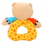 Babyfans FK5430 Small Bear Baby Wrist Band Rattle - Multicolored