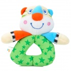 Babyfans FK5430 Stereo Tiger Baby Wrist Band Rattle - Multicolored