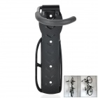 Steel Wall Hook Holder for Bike Bicycle - Black