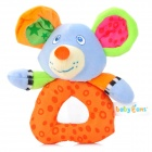 Babyfans FK5430 Stereo Mäuse Baby-Wrist Band Rattle - Multicolored