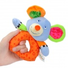 Babyfans FK5430 Stereo Mice Baby Wrist Band Rattle - Multicolored