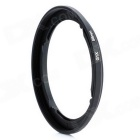 58mm Reverse Filter Adapter Ring for Canon G1X - Black