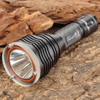UranusFire NEW-X10 Cree XM-L T6 800LM White Light Diving Flashlight - Titanium Gray (1 x 18650)
