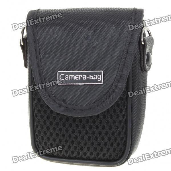 Digital Camera Bag with Neck Loop (fits Sony Cybershot Compacts)