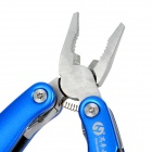 Multi-Function Stainless Steel Pliers Toolkit - Blue