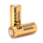 GP Disposable 800mAh Alkaline LR1 Size-N Batteries - Golden (1.5V / 2 PCS)