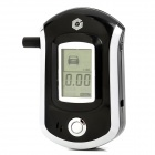 "CALIBEUR AT-6000 1.7"" LCD Alcohol Tester - Black (3 x AAA)"