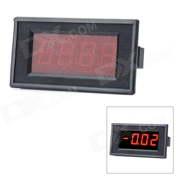 20377 2.3 Display 4-Digit Digital Current Meter Module - Black digital indoor air quality carbon dioxide meter temperature rh humidity twa stel display 99 points made in taiwan co2 monitor
