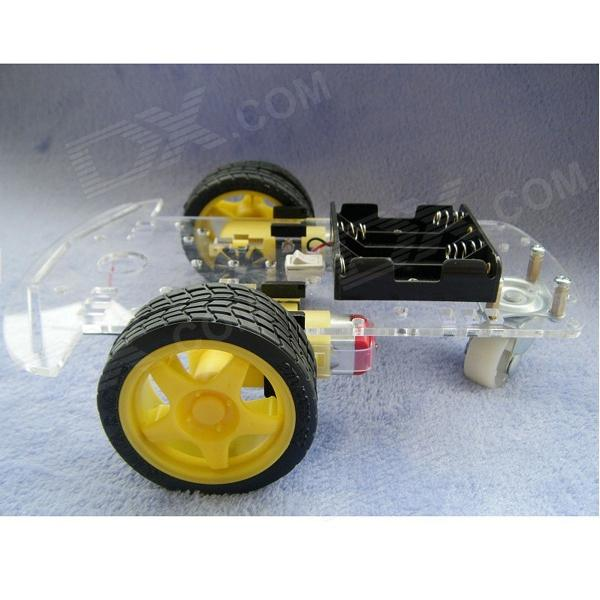 Cheap smart robot car chassis kit for arduino