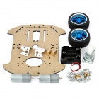 ZL-3 Robot Raider Car Kits for Arduino (Works with Official Arduino Boards)