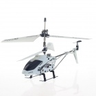 USB Rechargeable Mini IR Remote Control R/C Helicopter - White