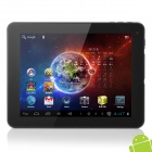 "JXD S8000 8"" Capacitive Touch Screen Android 4.0 Tablet PC w/ Wi-Fi / TF / Camera - Black + Silver"