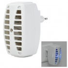 New Energy-Saving Indoor 3-LED Electrical Mosquito Killer - White