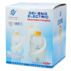 Portable 28W Baby Bottle Milk Warming Boiler - White (AC 220V / 2-Round-Pin Plug)