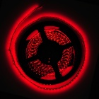 48W 650nm 2400LM 600-SMD 3528 LED Red Light Flexible Lamp Strip - White (DC 12V / 5M)