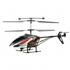 Rechargeable 3.5-CH Iphone / Ipad / Ipod Remote Control R/C Helicopter w/ Gyroscope - Black