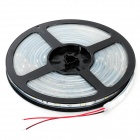 12W 1200lm 6500K 150-SMD 3528 LED White Light Flexible Soft Lamp Strip - (DC 12V / 5m)