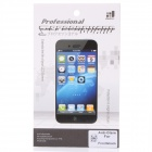 Protective Matte PET Front + Back Screen Protector Guard Film Set for Iphone 5