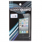 Protective PE Screen Protector Guard Film for iPhone 5