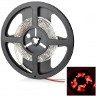 12W 360lm 120-3528 SMD LED Red Light Flexible Decorative Strip Lamp (2m / DC 12V)