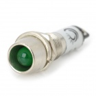 Instrument Indicator Light Signal Light - Silver + Green (DC 24V / 25 PCS)