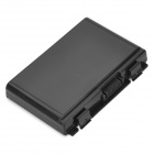 K40 Rechargeable 11.1V 5200mAh Replacement Laptop Li-ion Battery Pack for ASUS - Black