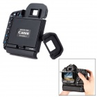LCD Screen Hood Pop-Up Shade Protective Cover for Canon EOS 5D Mark II