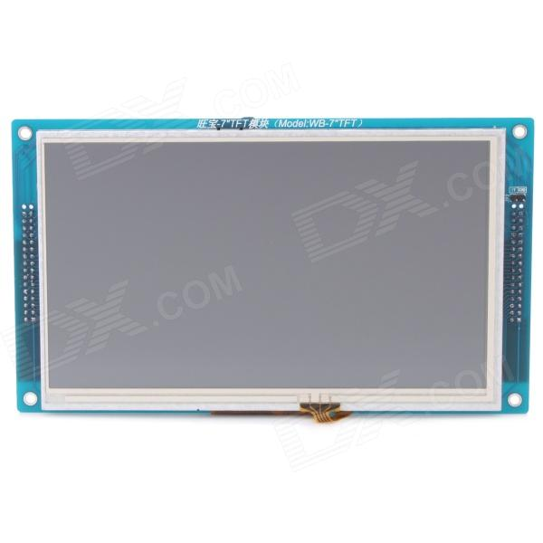 "I082510 800 x 480 7"" TFT Touch Screen Module"