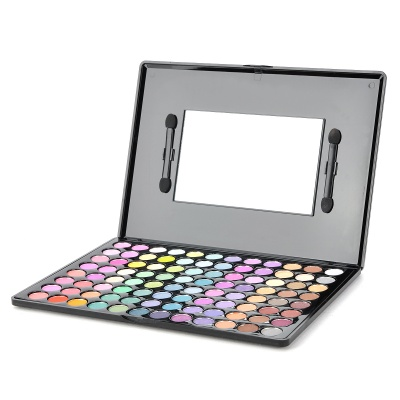 Sersuel P96 Portable 96-in-1 Cosmetic Makeup Eye Shadow Palette - Multicolored