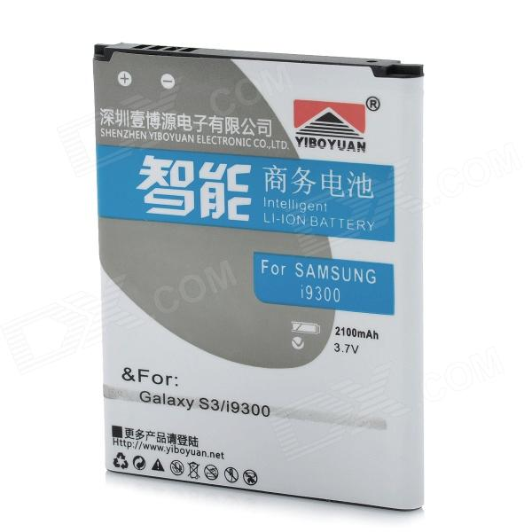 Replacement 3.7V 2100mAh Battery for Samsung Galaxy S3 i9300 wsb s3 samsung s3 i9300 sam896 for samsung s3 i9300