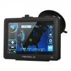 "Q1 5.0"" Resistive Screen Win CE 6.0 GPS Navigator w/ Map / TF / Built-in 4GB Flash Memory"