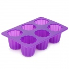 Jelly Shaped Ice Cube Tray Mold - Purple