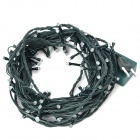 6W 8-Mode 100-LED White Light Flexible Decoration Fog Light Strip - (EU Plug / AC 220V / 10m)