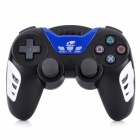 Rechargeable Bluetooth Wireless DoubleShock SIXAXIS Controller for PS3 - Blue + Black + White