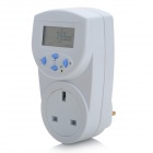 Electrical Appliance Progammable Digital Timer with LCD Display (AC 230V 3000W Max)