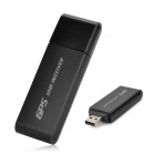 GPS USB Receiver for Laptops / Tablets - Black