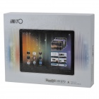 "Imito M9710 9.7"" Capacitive Screen Android 4.1 Tablet PC w/ TF / Wi-Fi / Camera / HDMI - Silver"