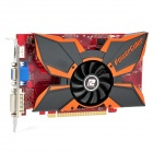 Dataland HD6570 2GB GDDR3 PCI-E Video Graphic Card with VGA + HDMI + DVI - Black + Red