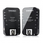 Yongnuo YN-622C Wireless E-TTL Flash Trigger Transmitter + Receiver Set for Canon EOS DSLR - Black