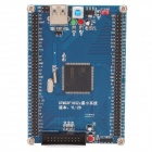STM32F103ZET6 Minimum System Development Board w / USB Kabel - Schwarz + Blau
