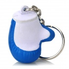 Cute Boxing Glove Style Keychain - Blue
