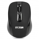 E-903 2.4GHz Wireless 500/1000 DPI Optical Mouse - Schwarz (1 x AA)