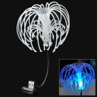 Avatar Seed of The Sacred Tree Voice Control USB LED Night Light - Silver
