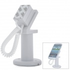 Security Display Holder for Mobile Phone - White