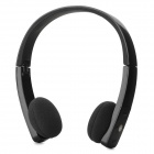 H610 Sport Rechargeable Bluetooth v2.1 + EDR Stereo Headphone - Black