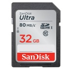 Genuine SanDisk Ultra SDHC 200X High-Speed Memory Card (32GB / Class 10)