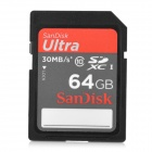 Genuine SanDisk Ultra SDXC 200X High-Speed Memory Card (64GB / Class 10)