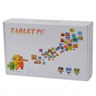"MV90 7"" Capacitive Touch Screen Android 4.0 Tablet PC w/ TF / Camera / Wi-Fi - White"