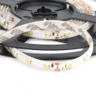 Waterproof 16W 900lm 60-SMD 5050 LED Warm White Decoration Light Strip (12V / 2m)