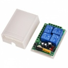 MTDZ008 RF 4-Channel Wireless Remote Controller Switch Module
